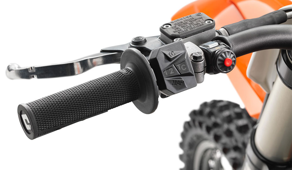 HANDLEBAR MAP SELECT SWITCH - Spinnin-Wheel AS on ktm 65sx, ktm 125 exc, ktm side x side, ktm 250 exc-f, ktm 300 mxc, ktm 1190 adventure, ktm gear bag, ktm dual sport motorcycles, ktm flat tracker,