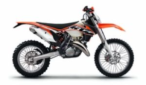 125 EXC FACTORY EDITION