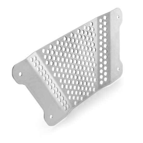 Skid plate cover, complete