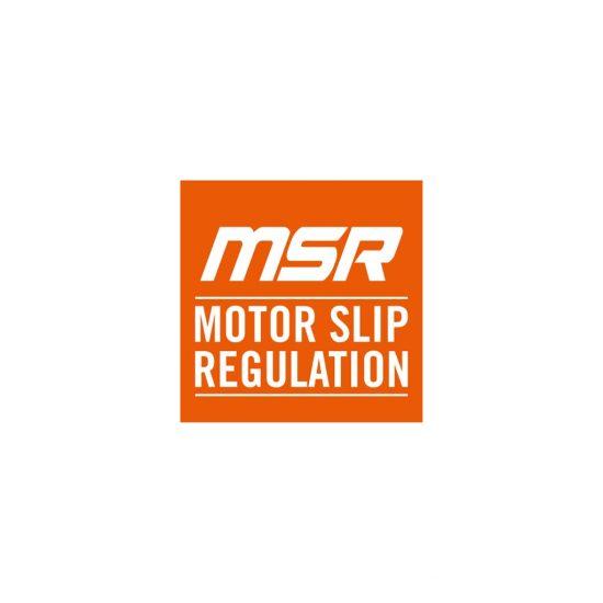 MOTOR SLIP REGULATION