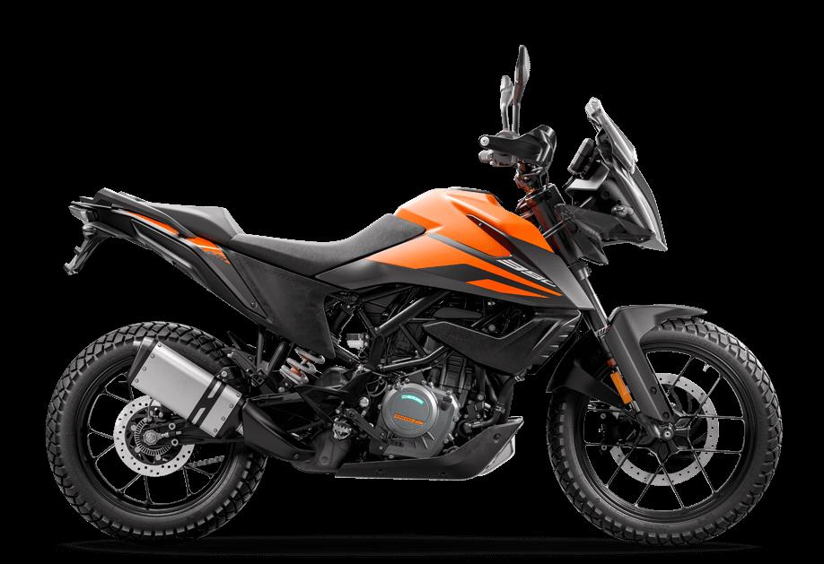 KTM 390 ADVENTURE 2021