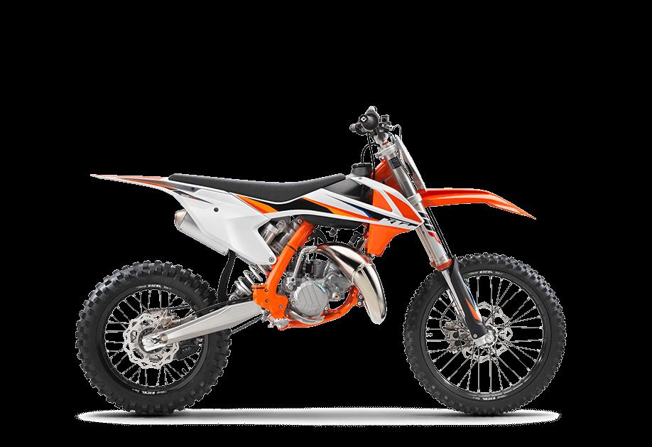 KTM 85 SX høy (19×16) 2022